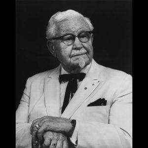 Colonel Sanders Freemason